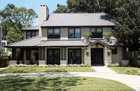 Modern Craftsman Exterior contemporary-exterior