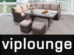 Rattan Rattan Gartenmöbel Lounge Tisch Gartentisch