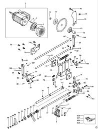 Dw744 table saw wiring diagram radial arm saw diagram wiring dw124 dewalt at image of wiring