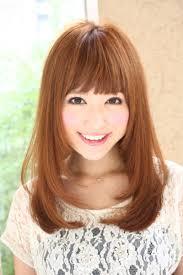 髪型 ロング ストレート 美しい髪
