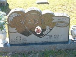 Sybil Willis Wade (1932-Unknown) - Find A Grave Memorial