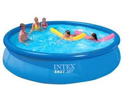 intex swimming pool for kids. Exellent For Buy 15 Feet Intex Easy Set Family Swimming Pool Inflatable Kids Above Ground  Online And For E