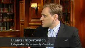 Dmitri Alperovitch on Cybersecurity & the Chinese Threat - YouTube