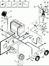 Volt delco alternator wiring diagram generator gm external regulator wire resistor single schematics internal 970x1302 for