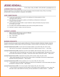 Nurse Resume Sample Unique 9 Licensed Practical Nurse Resume Samples