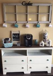 1000 coffee bar ideas on pinterest coffee stations bar ideas and home coffee bars built coffee bar makeover