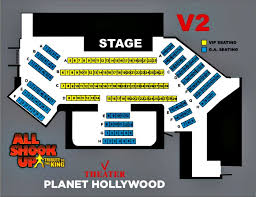 Hollywood Theater Las Vegas Seating Chart All Shook Up Las Vegas Show 2020 Tickets Review