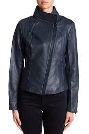 sam edelman zip off collar genuine leather moto jacket nordstrom rack