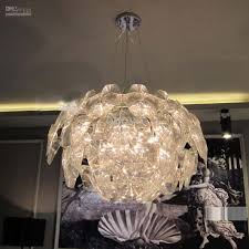 new modern hope apple pendant lamp dining living room suspension hanging light bedroom clear acrylic study room lobby chandelier designer pendant lights