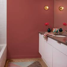 favorite pink wall paint