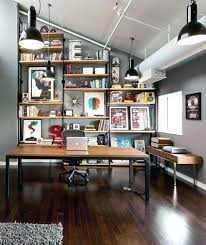 Home office designs pinterest Decorative Home Office Ideas Industrial Themed Small Home Office Design Ideas For Guys Ikea Home Office Ideas Home Office Safest2015info Home Office Ideas Great Home Offices For Small Spaces And Mobile