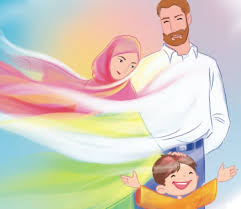 Image result for بابا شهیده کودکانه