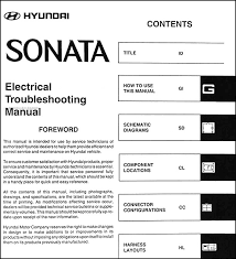 sonata wiring diagram wiring diagram and schematic fuse box diagram fixya