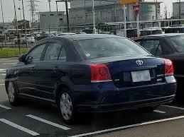 File:Toyota avensis azt250 xi 1 r.jpg - Wikimedia Commons