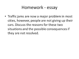 traffic traffic jam in cairo what are the causes of this  homework essay traffic jams are now a major problem in most cities however