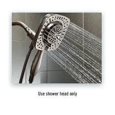 delta showers give you more tub shower combo faucet two in one