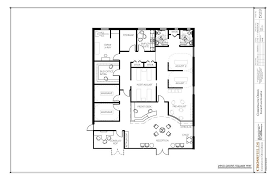 Chiropractic Office Design Layout Extraordinary Chiropractic Floor Plan With Massage And Preadjusting And Massage