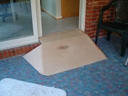 sliding glass door wheelchair r s saudireiki door ramps additional photos of the entrylevel landing r s