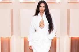 kim kardashian just went fully makeup free on insram