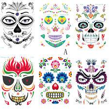 подробнее обратная связь вопросы о лицо татуировки хэллоуин