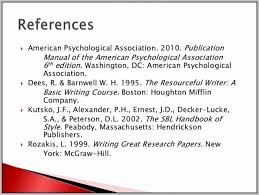 american phsycological association american psychological association template resume examples