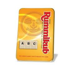 Jumbo Original Rummikub Wort Kompakt In Metalldose Otto