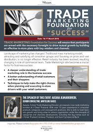 "Whiteline Group | Trade Marketing Foundation For ""Success"""