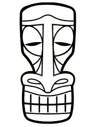 Coloriage Totem Koh Lanta A Imprimer L