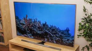 even high end 4k tvs like this samsung js8500 have a true refresh rate of at most 120hz sarah tew cnet