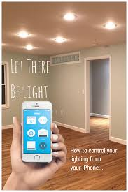 Home Automation Lights Iphone Pin By Jenni Tuohy On Home Automation Smart Technologies