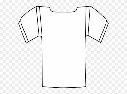 Jersey White Clip Art Free Printable Football Jersey