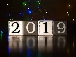 Happy New Year 2019 Images Greeting Cards Wishes Messages Status