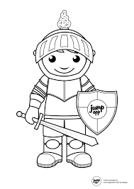 Small Picture Perfect Knight Coloring Pages 44 For Coloring for Kids with Knight