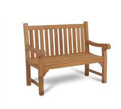 bench heritage 120cm whole teak outdoor furniture sydney australia