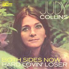 45cat - Judy Collins - Both Sides Now / Hard Lovin' Loser - Vedette - Italy - VRN 34104 - judy-collins-both-sides-now-vedette