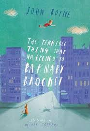 the terrible thing that happened to barnaby brocket by john boyne ilrated by oliver jeffers