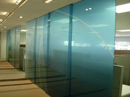 glass partition office wall art image permalink glass partition office blown gl wall art panoramic door cost