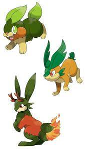 Fakemon: Peppit (Grass), Hoppanero (Grass) and Scovalope (Grass/Fire). |  Pokemon, Grass pokémon, Pokemon breeds
