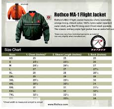 Details About Ma 1 Bomber Jacket Rothco Air Force Military Reversible Flight Coat Jacket New