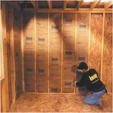 affordable batted wall insulation in kansas city