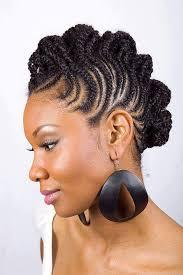 Coiffure Femme Noire Cheveux Naturels