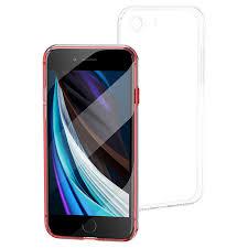 "iPhone SE / 7 / 8 / Plus ""Crystal <b>clear</b> series"" <b>phone</b> case back cover ..."