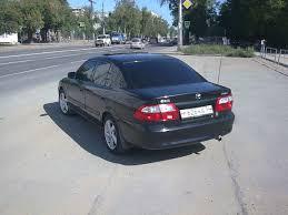2001 Mazda 626 - Information and photos - MOMENTcar