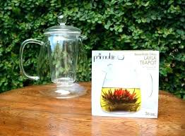 primula tea pot primula tea pot gift set oz glass teapot is made of hand blown