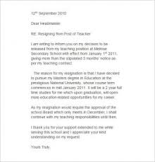 Ideas Collection Resignation Letter Samples Template Top Form ...