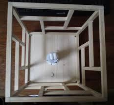 diy building a japanese shoji style ambient lamp the nerd way fomori blog