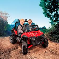 peg perego polaris rzr 900 12v battery powered ride on toy