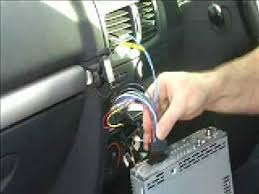 how to install a sony cdx gtu car stereo