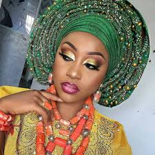 are you looking for your perfect bridal gele here are some gele styles from nigerian brides that you can use for inspiration