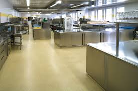 Silikal Photo Gallery - Commercial kitchen floor